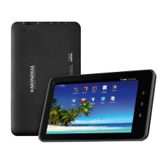 "Tablet Mondial 8GB LCD 7"" Android 4.4 (Kit Kat) TB-07"