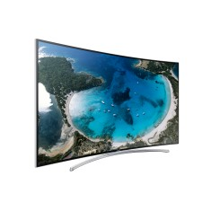 "Smart TV TV LED 3D 55"" Samsung Série 8 Full HD Netflix UN55H8000 4 HDMI"