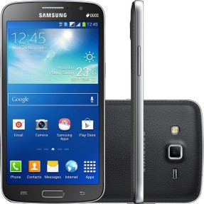 Smartphone Samsung Galaxy Gran 2 Duos TV TV Digital 8GB G7102 8,0 MP 2 Chips Android 4.3 (Jelly Bean) Wi-Fi 3G