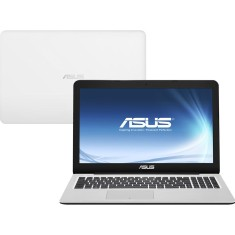"Notebook Asus Intel Celeron N2940 2GB de RAM HD 500 GB 15,6"" Endless OS Z550MA"