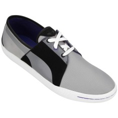 Tênis Puma Masculino Casual Leedster Mini Lace Up