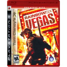 Jogo Tom Clancy's: Rainbow Six Vegas PlayStation 3 Ubisoft