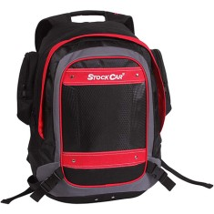 Mochila Escolar Dermiwil Stock Car 51649