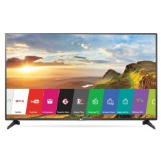 "Smart TV TV LED 55"" LG Full HD Netflix 55LH5750 2 HDMI"