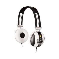 Headphone Waldman Soft Gloves Atlético Mineiro