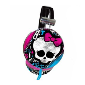Headphone Multilaser Monster High Ajuste de Cabeça