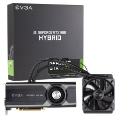 Placa de Video NVIDIA GeForce GTX 980 4 GB GDDR5 256 Bits EVGA 04G-P4-1989-KR