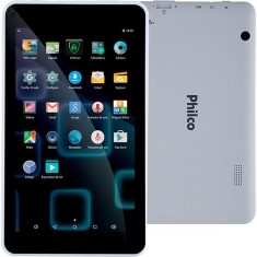 "Tablet Philco 8GB LCD 7"" Android 5.1 (Lollipop) 2 MP PH7OB"