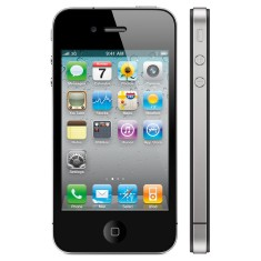 Smartphone Apple iPhone 4S 16GB Câmera 8,0 MP Desbloqueado Wi-Fi 3G