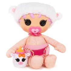 Boneca Lalaloopsy Babies Pillow Featherbed Buba