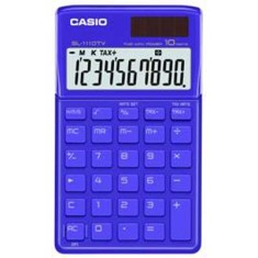 Calculadora De Bolso Casio SL-1110TV