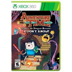 Jogo Adventure Time: Explore The Dungeon Because I Dont Know Xbox 360 D3 Publisher