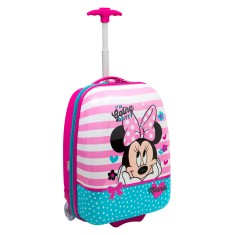 Mochila Mala Escolar Sestini Minnie 16 PC 64173