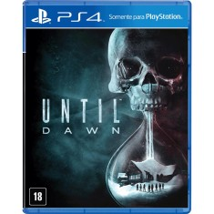 Jogo Until Dawn PS4 Sony