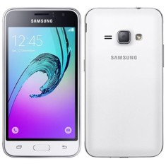 Smartphone Samsung Galaxy J1 2016 8GB J120H 5,0 MP 2 Chips Android 5.1 (Lollipop) 3G Wi-Fi