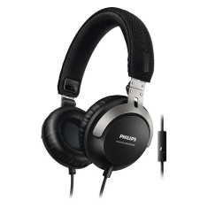 Headphone Philips com Microfone SHL3565BK/00