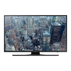 "Smart TV TV LED 55"" Samsung Série 6 4K Netflix UN55JU6500 4 HDMI"
