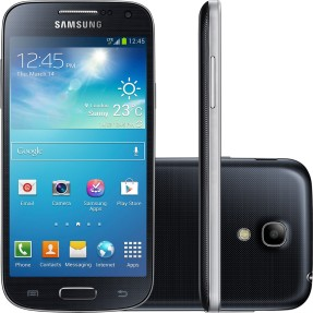 Smartphone Samsung Galaxy S4 Mini 8GB GT-I9195 8,0 MP Android 4.2 (Jelly Bean Plus) 4G 3G Wi-Fi