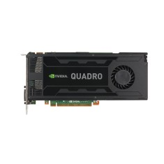 Placa de Video NVIDIA Quadro K4000 3 GB GDDR5 192 Bits PNY VCQK4000-PB