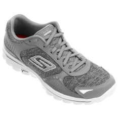 Tênis Skechers Feminino Corrida GO Walk 2 Flash Gym