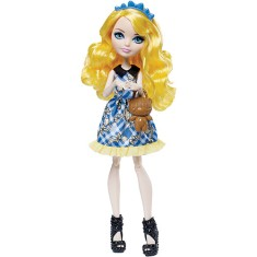 Boneca Ever After High Piquenique Encantado Blondie Lockes Mattel