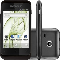 Smartphone Multilaser Órion P3181 2,0 MP 2 Chips Android 2.3 (Gingerbread) 3G Wi-Fi