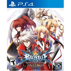 Jogo Blazblue Chronophantasma Extend PS4 Aksys Games