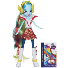 Boneca My Little Pony Esquestria Girls Rainbow Dash Hasbro