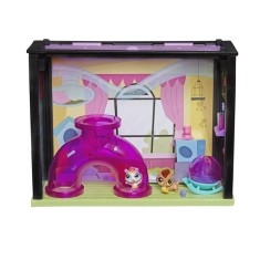 Boneca Littlest Pet Shop Festa no Quarto Hasbro