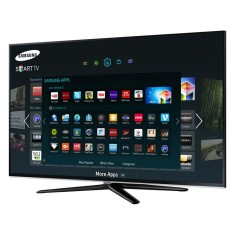 "Smart TV TV LED 48"" Samsung Série 5 Full HD Netflix UN48H5550 3 HDMI"