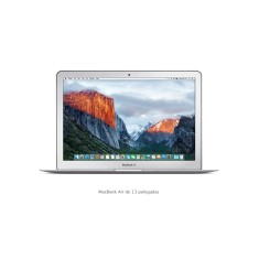 Macbook Air Apple Intel Core i5 4GB de RAM SSD 256 GB LED 13,3""