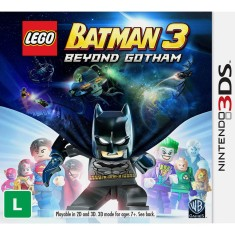 Jogo Lego Batman 3: Beyond Gotham Warner Bros Nintendo 3DS