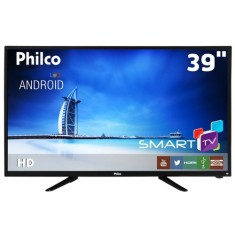 "Smart TV TV LED 39"" Philco PTV39N92DSGWA 2 HDMI"