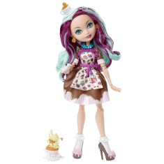 Boneca Ever After High Cobertas de Doce Madeline Hatter Mattel
