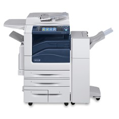 Multifuncional Xerox WorkCentre WC7830A Laser Colorida Sem Fio