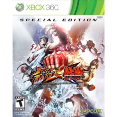 Jogo Street Fighter X Tekken: Special Edition Xbox 360 Capcom