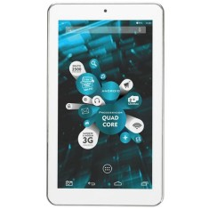 "Tablet DL Eletrônicos 8GB LCD 7"" Android 4.4 (Kit Kat) X-Quad Note TP298"