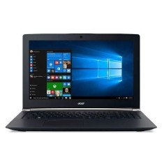 "Notebook Acer Aspire V Nitro Intel Core i7 6700HQ 6ª Geração 16GB de RAM HD 1 TB Híbrido SSD 128 GB 15,6"" GeForce GTX 960M Windows 10 Home Vn7-592g-734z"