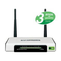 Roteador Wireless 300 Mbps TL-MR3420 - TP-Link
