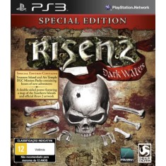 Jogo Risen 2: Dark Waters Special Edition PlayStation 3 Square Enix