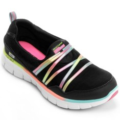 Tênis Skechers Feminino Casual Skechers Synergy Scene Stea