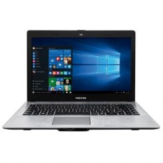 "Notebook Positivo Stilo Intel Celeron N2808 4GB de RAM HD 500 GB 14"" Windows 10 XR3555"