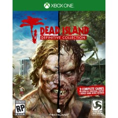 Jogo Dead Island Definitive Collection Xbox One Deep Silver
