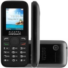 Celular Alcatel 1052 0,3 MP 2 Chips