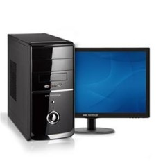 PC Neologic Intel Core i5 4440 3,10 GHz 4 GB HD 500 GB DVD-RW Linux NLI48161