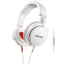 Headphone Philips com Microfone SHL3105WT/00