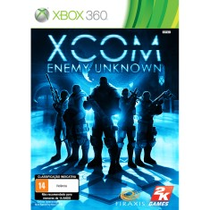 Jogo XCOM: Enemy Unknown Xbox 360 2K
