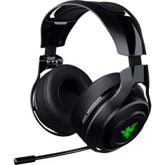 Headset Wireless Razer com Microfone