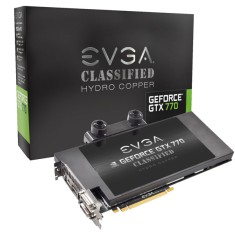 Placa de Video NVIDIA GeForce GTX 770 4 GB GDDR5 256 Bits EVGA 04G-P4-3779-KR