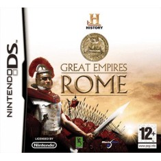 Jogo Great Empires Rome Valcon Games Nintendo DS